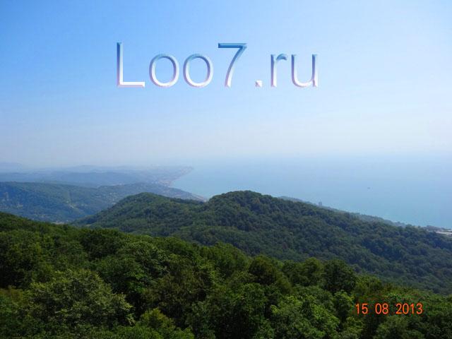 Экскурсия в Лоо на башню ахун