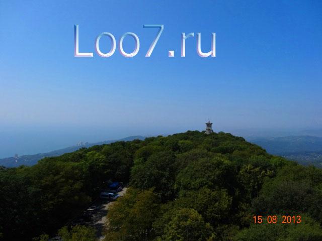 Экскурсия из Лоо на Ахун и Тисосамшитовую рощу.