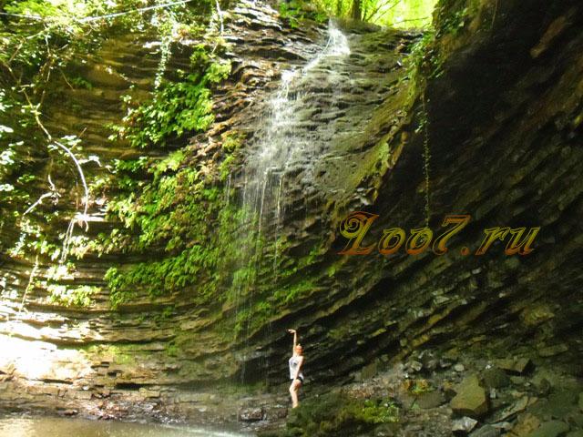 Фото водопадов фото экскурсии в Лоо