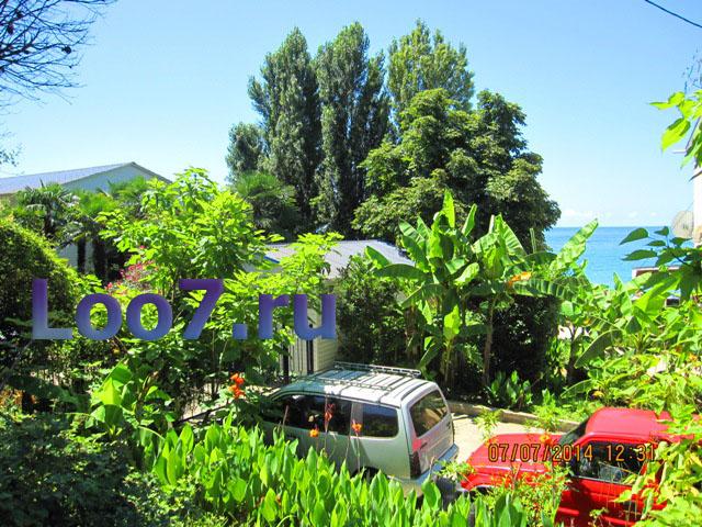 Отдых в Лоо гостиницы, снять недорого номер в гостинице Лоо возле моря