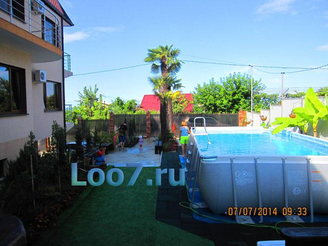 Все гостиницы в Лоо с бассейном, фото, цены без посредников