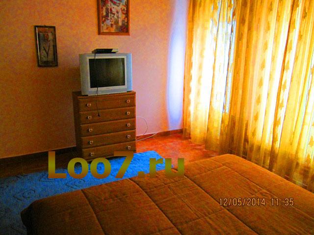 Лоо комнаты у моря цены фото отзывы