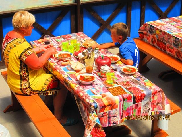 Отдых в Лоо недорого гостиница с питанием