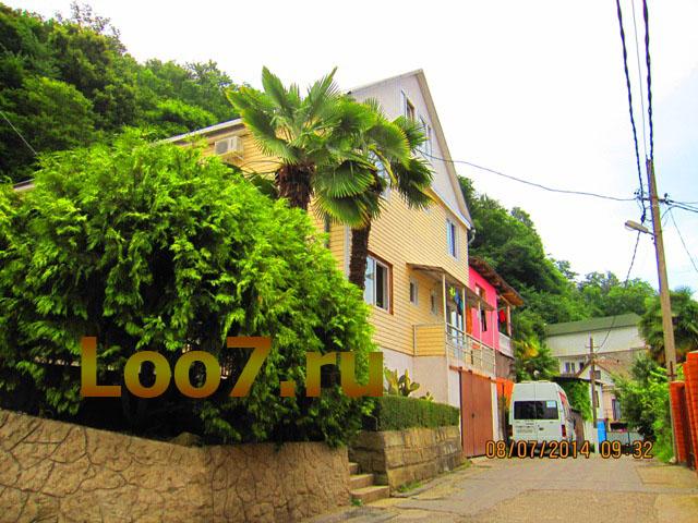 Частная гостиница в Лоо