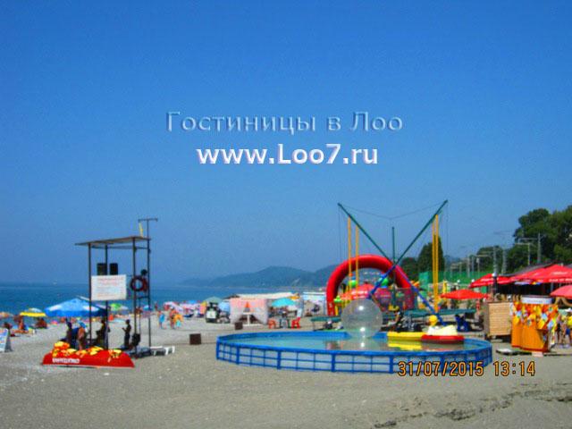 Отдых в Лоо гостиницы рядом с пляжем