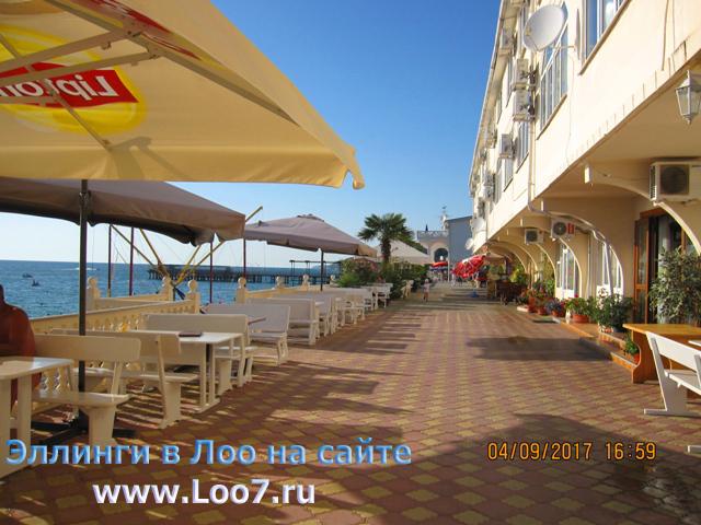 Отдых в Лоо у самого моря недорого