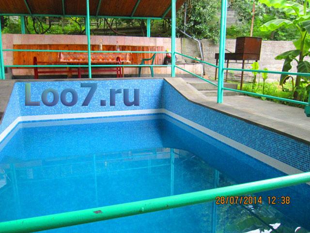 Гостиницы в Лоо с бассейном отзывы отдыхающих