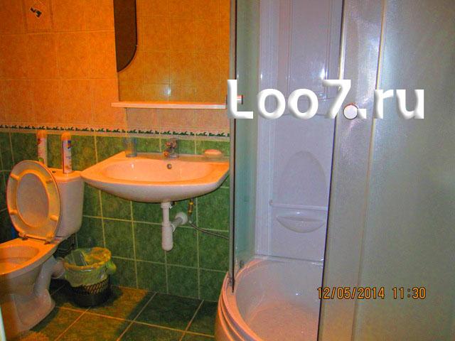 Гостиницы в Лоо на первой линии