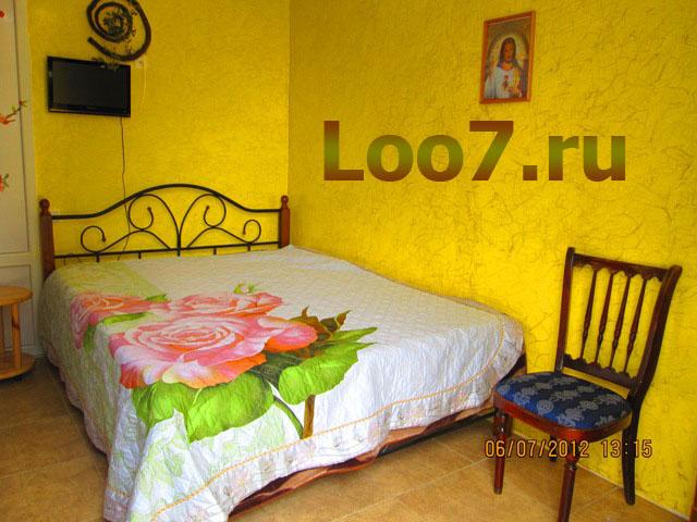 Лоо частные гостевые дома возле моря, фото, цены без посредников