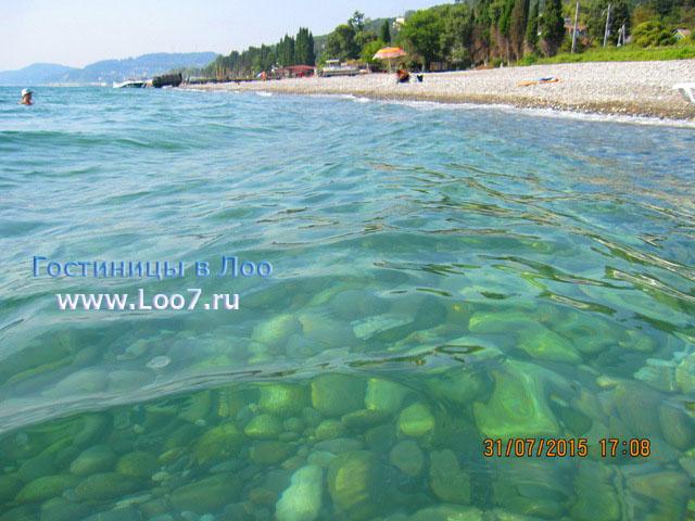 Лоо пляж фото отдых недорого
