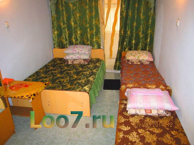 Отдых в Лоо частные мини гостиницы
