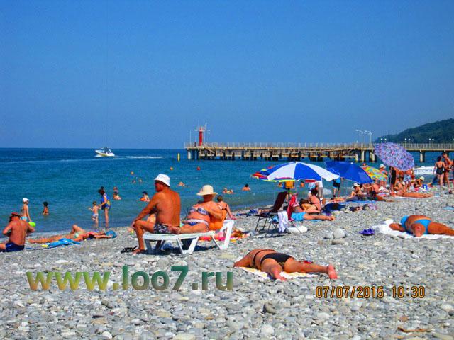 Лоо частный сектор центральный пляж фото