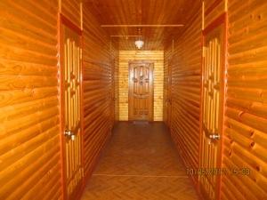 Общий коридор вход в номер