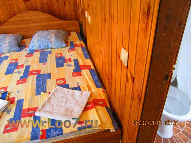 Домики в Лоо на Разина 7 фото цены отзывы