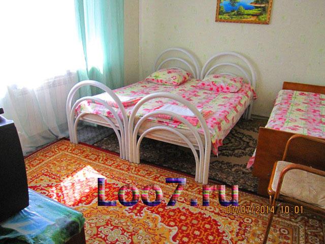 Цены на жилье в Лоо, отзывы отдыхающих, частный сектор, улица таллинская