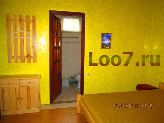 Лоо улица декабристов гостевые дома, цены фото отзывы