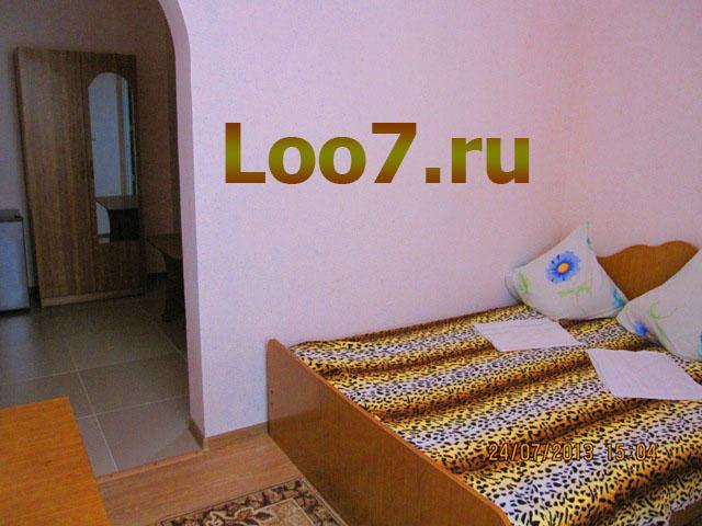 Гостиницы в Лоо с двойными номерами