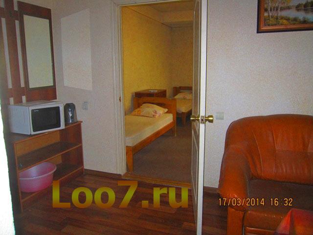 Номер двух комнатный в Лоо фото цены