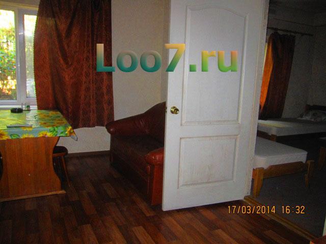 Лоо гостиницы с двух комнатными номерами