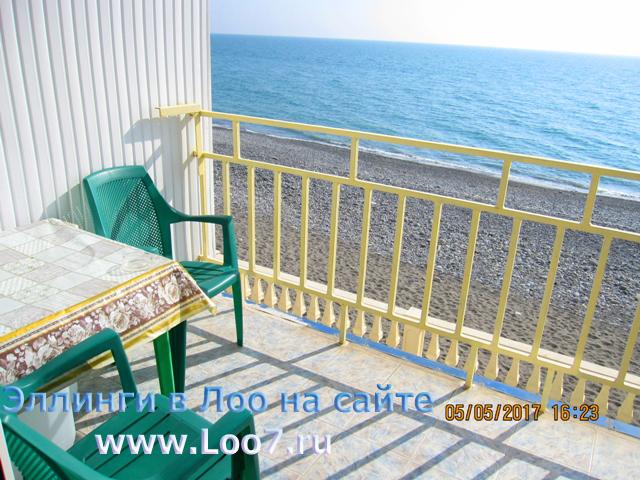 Эллинги в Лоо номера с балконом стоимость фото