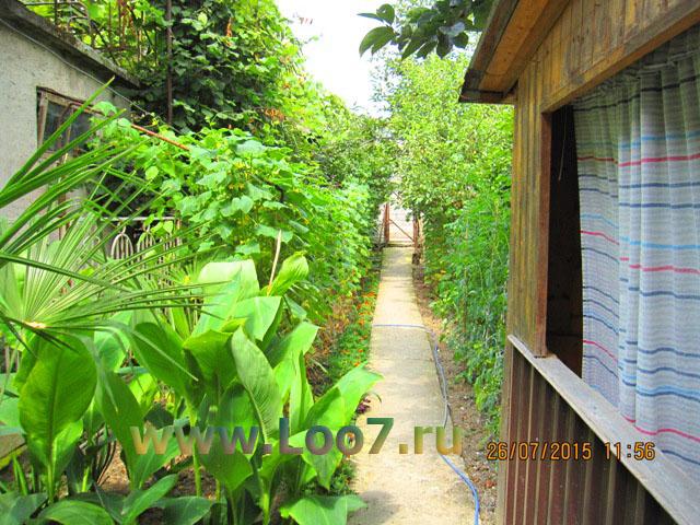 Отдых в Лоо частный сектор домики фото цены