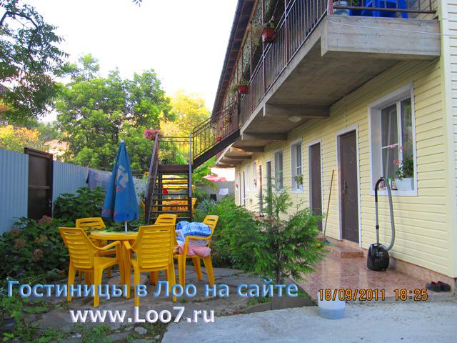 Частная мини гостиница на улице Енисейской