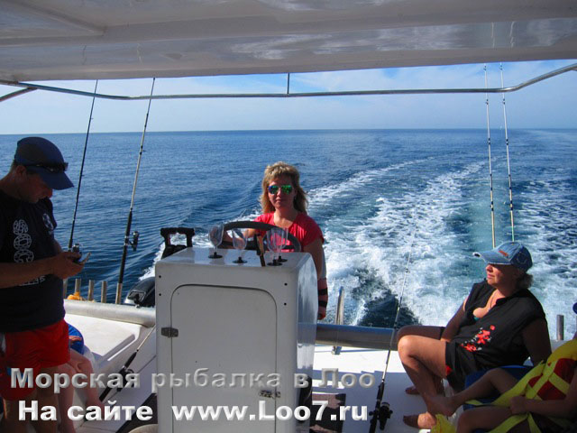 Морская прогулка в Лоо фото