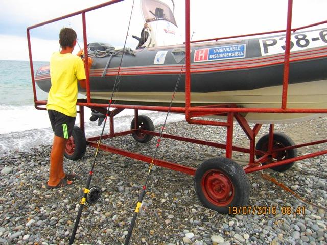 Развлечения в эллинге 2 морская рыбалка в Лоо
