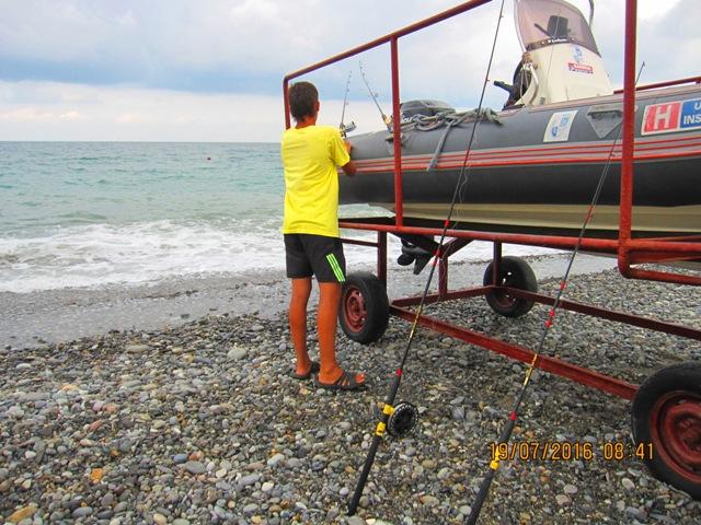 Морская рыбалка в Лоо экскурсии с эллинга