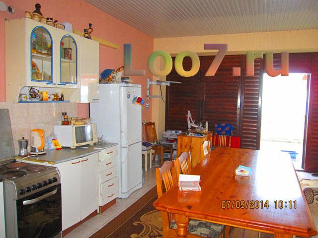 Лоо эллинги с кухней в номере