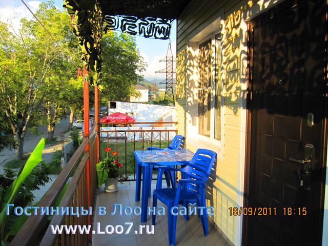 Вид с гостиницы на улицу Енисейскую