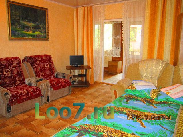 Отдых в Лоо цены гостевые дома