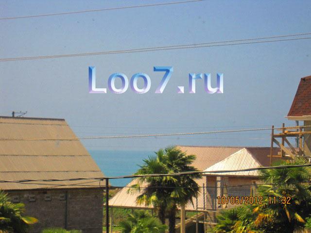 Частный сектор в Лоо возле аквапарка
