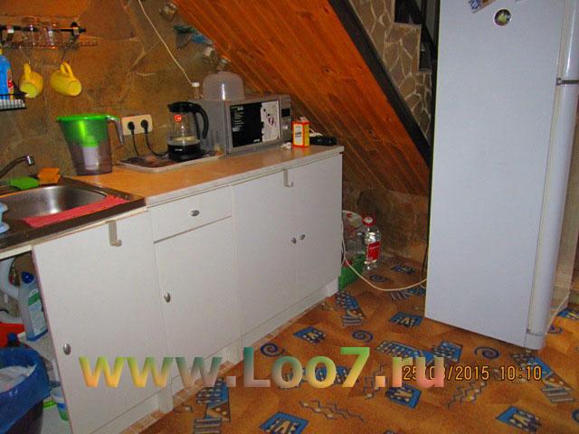 Эллинги в Лоо с кухней в номере цены фото