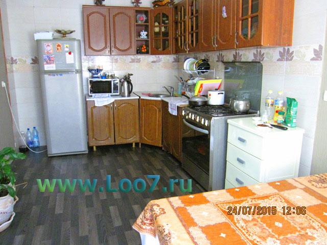 Домики в Лоо с кухней в номере фото цены отзывы