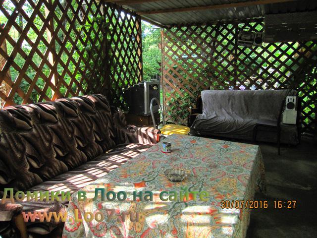 Гостевые деревянные летние домики в Лоо