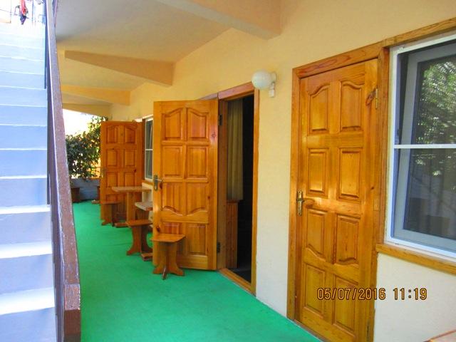 Гостевые домики в Лоо 2016 частный сектор у самого моря
