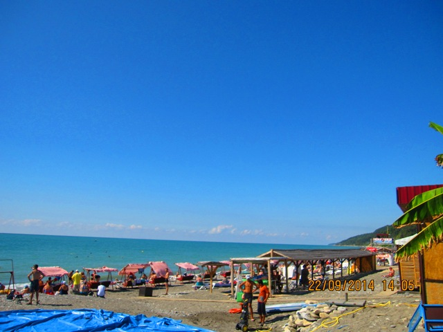 Лоо пляж фото