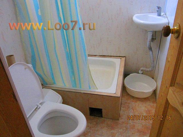Лоо частный сектор отдых на Разина 7