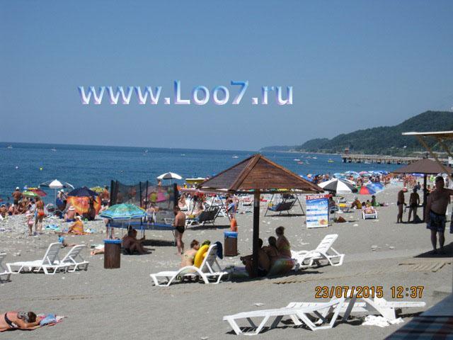 Пляж в Лоо рядом с эллингами фото описания отзывы