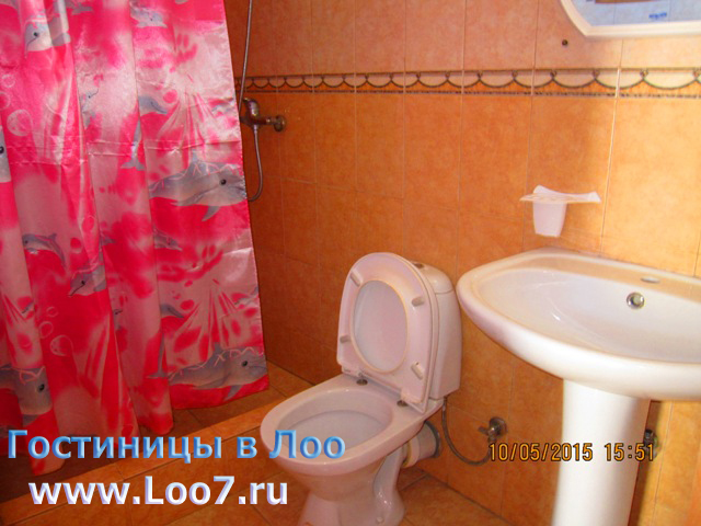 Гостиницы в Лоо у самого моря частный сектор цены без посредников