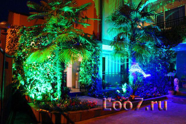 Отдых в Лоо гостиницы