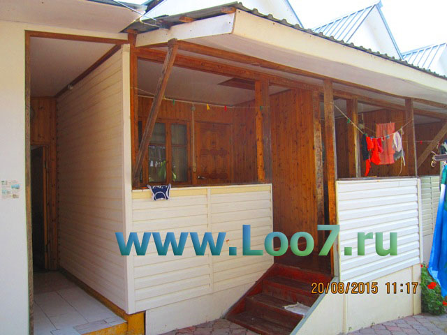 Снять недорого домик в Лоо в сентябре у моря цены без посредников 2016