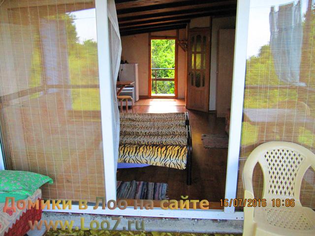 Отдых в Лоо домики у моря фотографии отзывы цены
