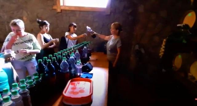 Экскурсия на 33 водопада из Вардане с дегустацией вина и чачи