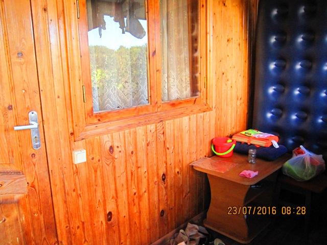 Деревянные домики в Лоо Разина 7