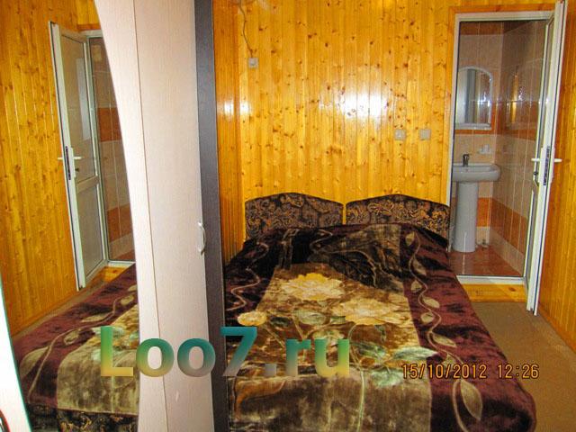 Гостиницы в Лоо рядом с морем, фото, цены, без посредников