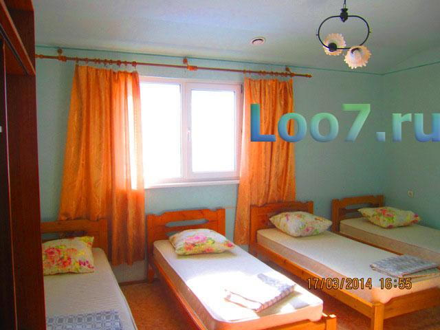 Гостиницы в Лоо на пляже, цены фото отзывы