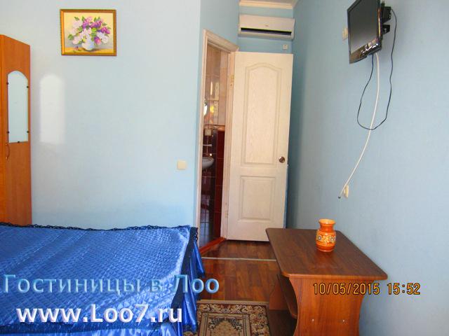 Гостиница в Лоо номер 2 у самого моря цены отзывы стоимость номеров