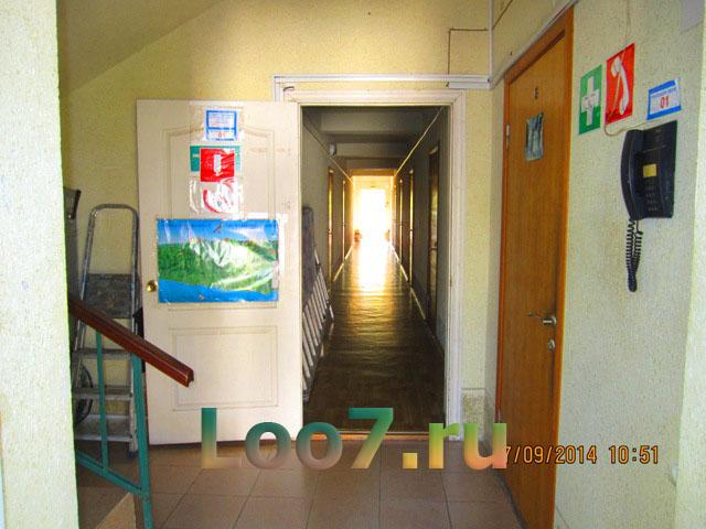 Гостиницы в Лоо на азовской, фото, цены, отзывы отдыхающих